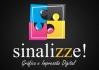 Sinalizze Gr�fica e Impress�o Digital