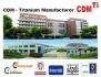 CDM Group Shanghai CDM Titanio Industria Com Ltda.