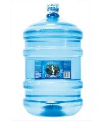 Galão água mineral 20 litros