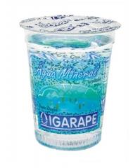 água sem gás 200 ml copo