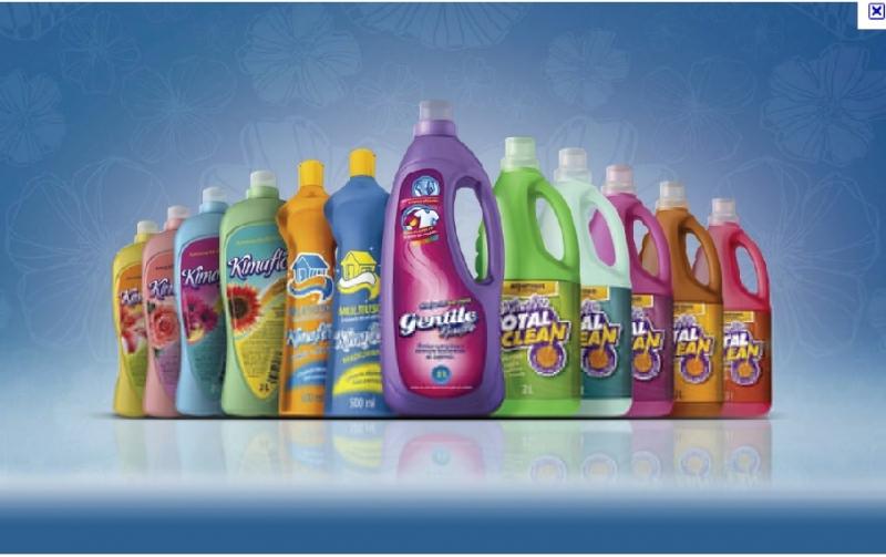 Produtos de Limpeza Novo Lar