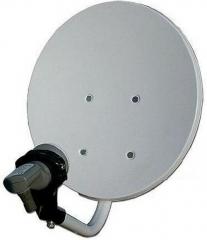 As melhores antenas parabólicas do mercado.