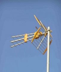 Ancort, a melhor opção em antenas coletivas para rádio televisão.