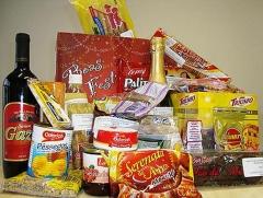 As melhores cestas de alimentos com produtos de qualidade
