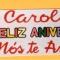 Faixas em tecido de aniversário para comemorar com a família - 41 3019-9878