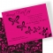 Convite personalizado para festa de 15 anos com envelope também personalizado -diversas cores - formato do convite 15/20 cm. 41 3019-9878