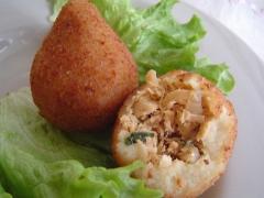 Os melhores salgados e pão de queijo do brasil