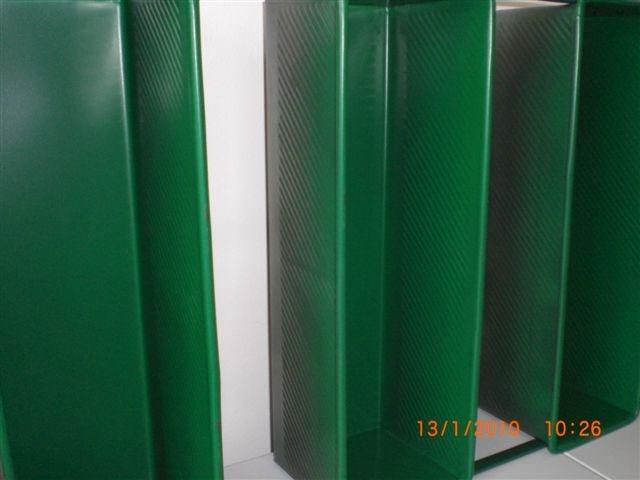 Caixas de mola p/ portas de a�o