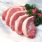 Grande variedade de carnes frescas.