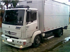 Foto 2  no Amazonas - Farilog Transportes e Logistica