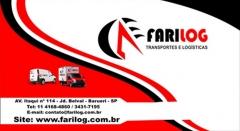 Foto 4  no Amazonas - Farilog Transportes e Logistica