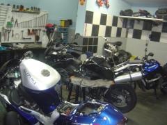 Especializada em motos de grandes cilindradas