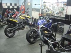 Manutenção e preparação de motos para grandes viagens