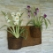 Lírio botânica artesanal - foto 1