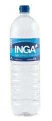 água mineral ingá - garrafa de 1,5 litros água mineral natural