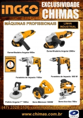 Linha industrial de máquinas e ferramentas profissionais ingco