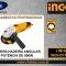 Esmerilhadeira angular potÊncia de 950w ingco