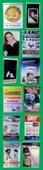 Banners com imagens ou recorte plotter