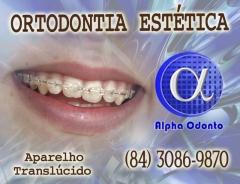 Ortodontia estética - alpha odonto de natal - (84) 3081-0021