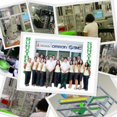 Automação industrial - sunxtronic da amazônia