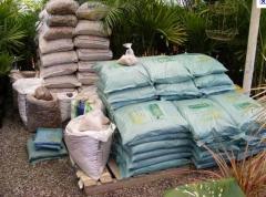 Terra fértil adubos e fertilizantes