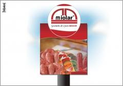 Foto 255 alimentação - Distribuidora Miolar