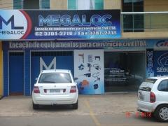 Foto 17  no Goiás - Megaloc Locacao  de Equipamentos Para Construcao Civil Ltda