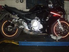 Oficina machado motos