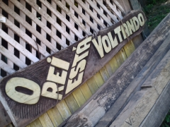 Ainda fabricamos e reformanos; curral, galpoes,casas de sal, entre outros serviços agropecuario // penielrodrigues@hotmail.com.br