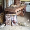 Amigos fazendeiros reaproveitamos, as madeiras usadas para reforma de seus curral e casa de sal e galpoes deixamos tudo novo, alo estado do goias/ penielrodrigues@hotmail.com.br
