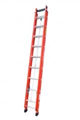 Escada extensível em fibra de vidro (padrÃo net)