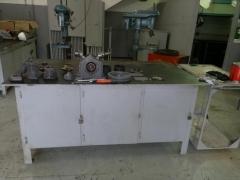 Manutenção de equipamentos na oficina