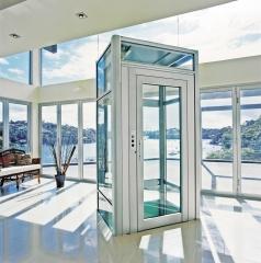 Homelift - elevador residencial sem fosso nem casa de máquinas.