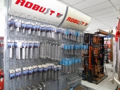Completa linha de ferramentas robust!
