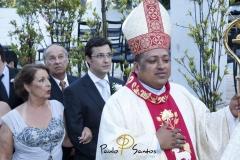 Celebrante de casamentos fora da igreja