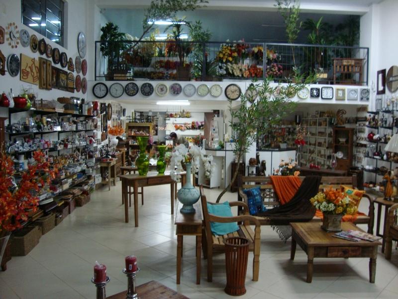 Vista do Interior da Loja.