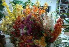 Amosta de algumas flores que trabalhamos!