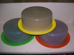 Boleira 3 lts colorida r$ 5,09 cada