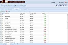 Softicket web é um sistema personalizado desenvolvido pela cekurte sistemas.