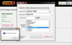 Softicket admin é um sistema personalizado desenvolvido pela cekurte sistemas.