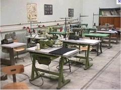 Maquinas usadas na confecção de camisetas