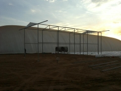 Spaço coberturas - armazém inflável