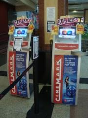 Troca de publicidade em equipamentos