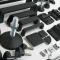 A alu-cek dispõe de uma variedade muito grande de acessórios para complementar as estruturas de alumínio. como rodízios, puxadores, dobradiças, pés niveladores, manípulos, entre muitos outros...