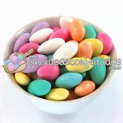 Amêndoas confeitadas coloridas classic