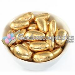 Amêndoas confeitadas dourada supreme