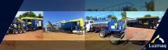 Usinas de asfalto e de solos
