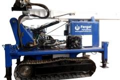 Equipamentos para perfuração de poços e fundações - fergel