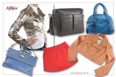 Bolsas e artigos de couro - kabupy