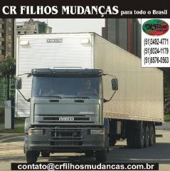 CR & Filhos Mudanças - Porto Alegre - Foto 4